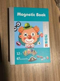 Children Magnetic Book