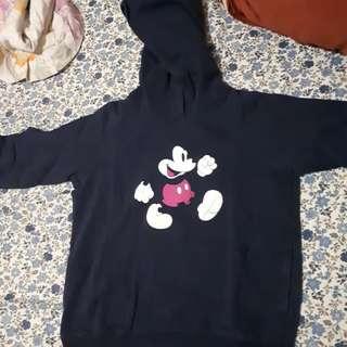 Disney Hoodie Uniqlo