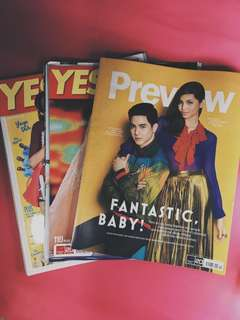 ALDUB - Old Magazines & Clippings