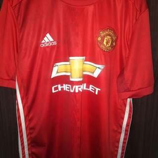 Manchester United Jersey 16/17