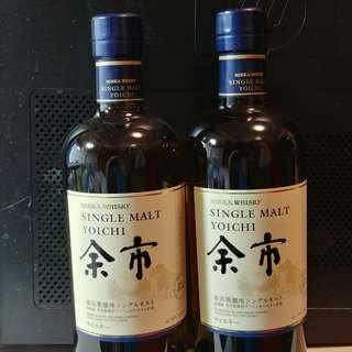 余市 沒有年份 700ml whisky 威士忌