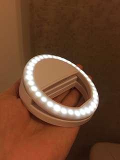 New! Selfie ring light