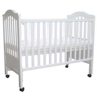 Baby Cot c/w Latex Mattress