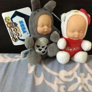 🚚 荳荳龍&Kitty娃娃