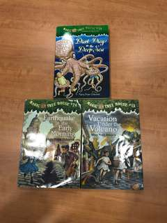 Magic Tree House (Bundle of 3)