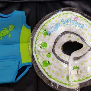 Baby warmer and swimnava