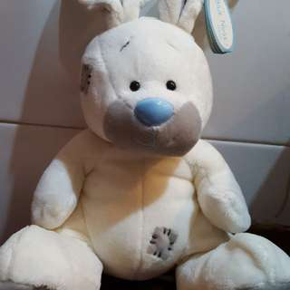 "My Blue Nose Friend - 8"" Blossom The Rabbit No. 3"