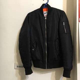 MA-1  黑色 飛行外套