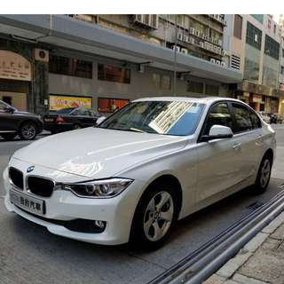 BMW 320I EFFICIENT DYNAMICS 2014