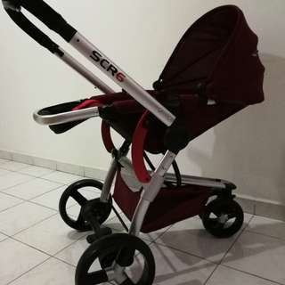 Sweet Cherry SCR6 Stroller