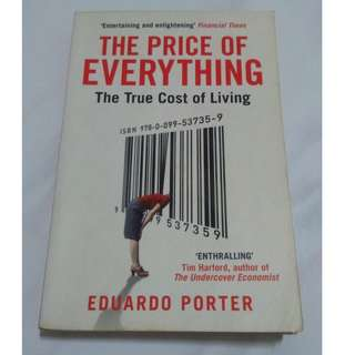 [Educational Book] Price of Everything: The True Cost of Living