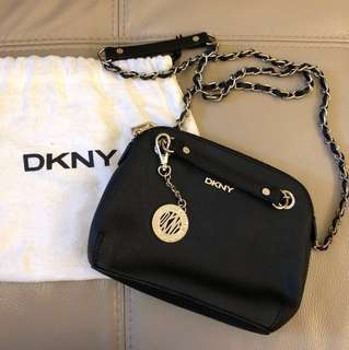 DKNY chain bag
