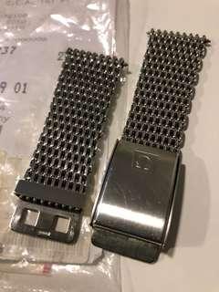 Omega mesh bracelet 24mm used