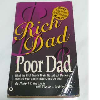 [Self Development Book!] Rich Dad, Poor Dad