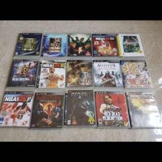 PS3 & game boy 遊戲