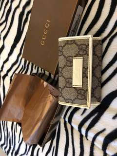 Gucci key holder