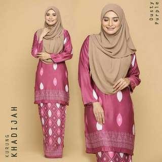 Baju kurung khadijah