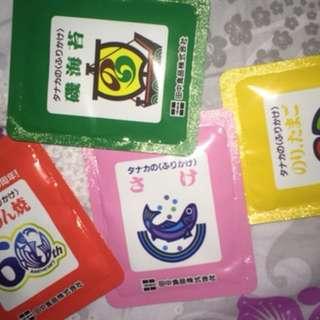 味粉飯素(購自日本)