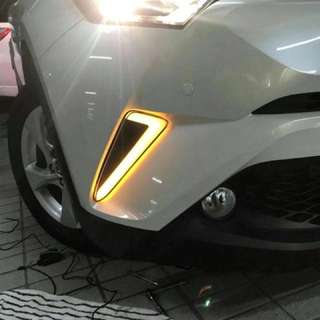 TOYOTA CHR LED LIGHT