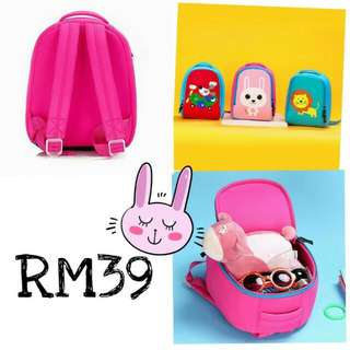 Kids Backpack Ready Stock