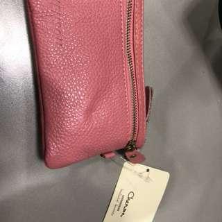 粉紅散銀包