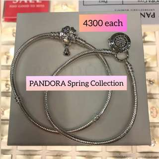 AUTHENTIC PANDORA SPRING COLLECTION