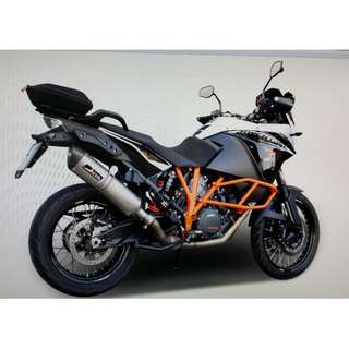 Devil Exhaust Systems Singapore KTM 1190 Adventure 2013 - 2016 Ready Stock ! Promo ! Do Not PM ! Kindly Call Us !