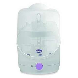 Chicco eletric steam sterilizer