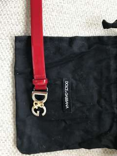 Belt from D&G