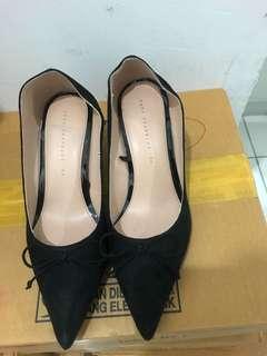 sepatu heels zara