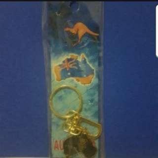 Keychain Souvenir From Australia