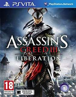 Assassin creed 3 ps vita