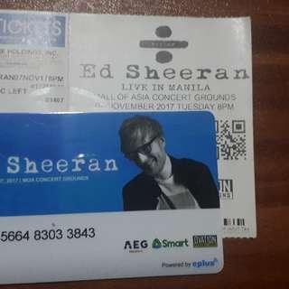 Ed Sheeran Live in Manila