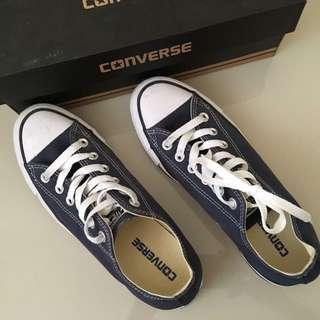 Blue Original Converse Shoes