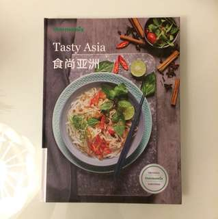 Tasty Asia Thermomix