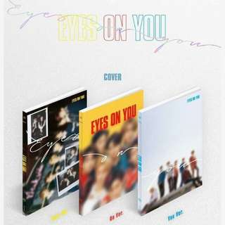 [PREORDER] GOT7 - Eyes On You / Mini album (can choose ver.)