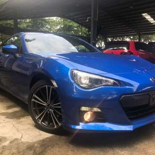 UNREGISTERED - Subaru BRZ 2.0 (A) - Year 2013 -