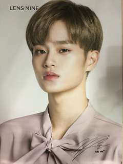 Wanna One 李大輝 poster