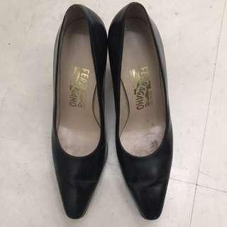 Preloved Authentic Ferragamo Shoes