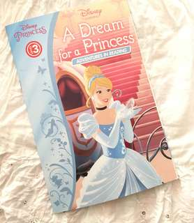 Charity Sale! Disney A Dream For a Princess Level 3 Disney Learning