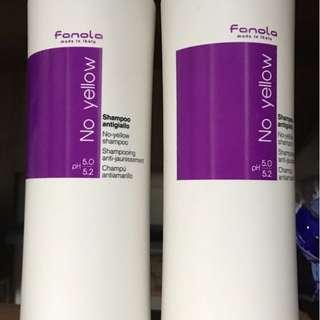 No Yellow Shampoo (baru 1 botol)