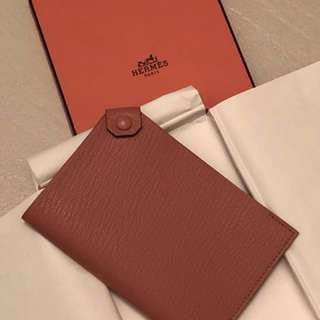 全新 Hermes Passport Case
