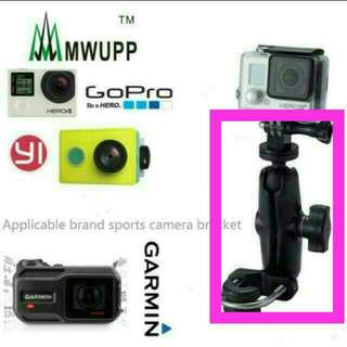 Brand new Mwupp gopro holder  kits