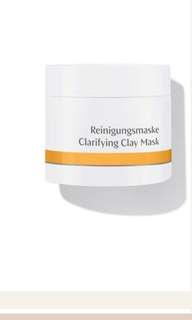 Dr. Hauschka Clarifying Clay Mask (90g)