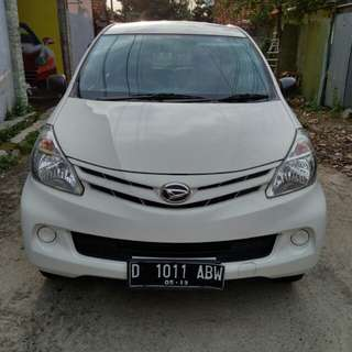 New xenia X manual 2014 putih