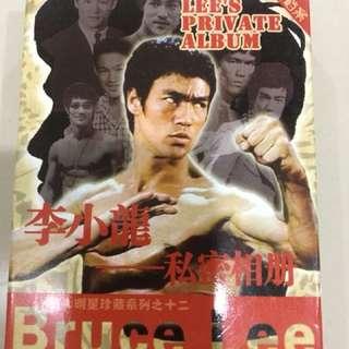 Poker Card # 3 Bruce Lee
