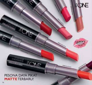 Lipstick Matte Oriflame