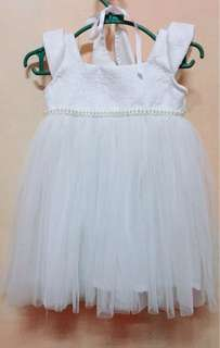 Baby girl Christening Baptism Gown