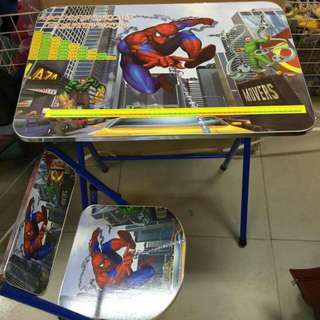 Cartoon table&chair good quality size:60×40