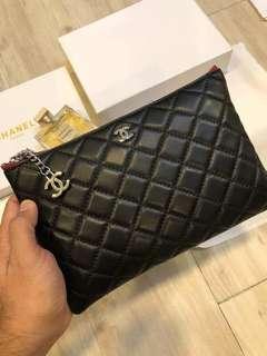 Chanel Clutch Bag premium full leather